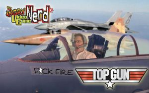 AVGN Top Gun Title Redux by x-Destinys-Force-x