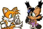 Tails and Nicole by Laura10211