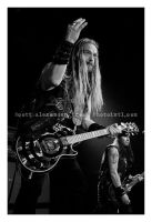 Black Label Society: Zakk.. by straightfromcamera