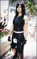 Tifa: Ready by hellozombie