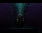 [BIRTHDAY 2013] Here lies the Immortal King by AquaWaters