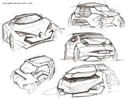 vw sketches 01 by ecco666