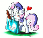 Sweetie Shopping! by Tobibrocki