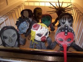 Slipknot chibi vol.3 sublimina by slipkrich