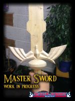 Master Sword - WIP by JonsProjects