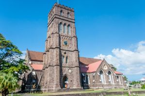 St Georges Anglican Church - wide shot by Orihimetaichou
