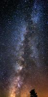 Milky Way by ThomasMcKownPhoto