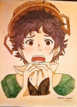 Fire Emblem- Donnel by stephnaruto1