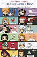 Bleach Drinkology by starr-dream