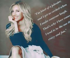 Ashley Tisdale Cute by Sweet-Tizdale