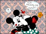 Mickey me Crazy by Orphen5