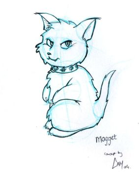 Mogget by Supacam7