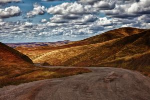 Long and Winding Road by zootnik