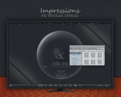 Impressions - My Windows Desktop by rvc-2011