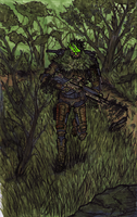 Green by Irtaza1