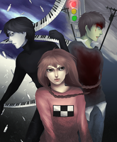 Yume Nikki by Dragons-Roar
