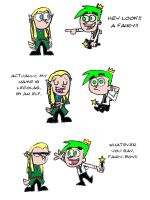 Legolas the Fairy by fairlyoddparents