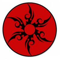 My Mangekyo Sharingan by Michael-J-Caboose