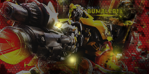 [TAG] Bumblebee GRUNGE by Jack-GFX