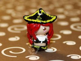 Chibi Miss Fortune by KBelleC