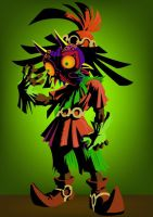 Skullkid by Crazy-Mutt