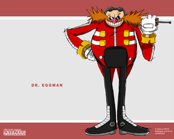 New Sonic Channel: Dr. Eggman by Hawke525
