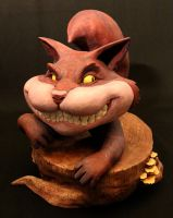 Cheshire Cat by OptimalProtocol