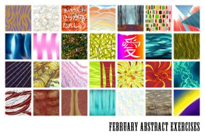 February Abstract Exercises by nangke