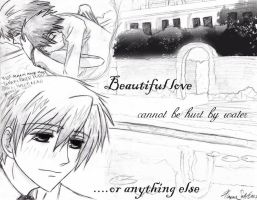 Beautiful Love Cannot Be Hurt by Raynex3