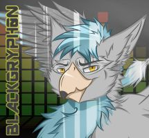 BlackGryph0n Badge by Zanebow