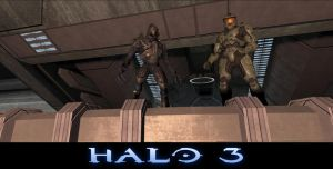 Halo 3 Wallpaper No. 2 by SWHalo2
