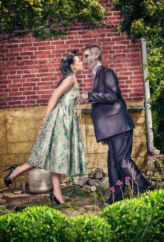Rex and Ashley's fido moment by falt-photo