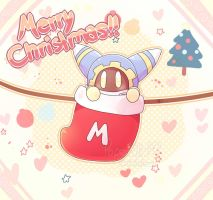 #24 Merry Christmas by PaperLillie