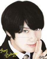 Happy Birthday TAEMIN !!! by Michael1525