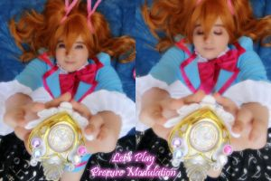 Precure Modulation Henshin by renataeternal