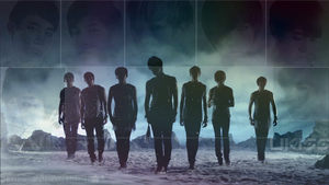 U-Kiss Neverland by Kitsuraee