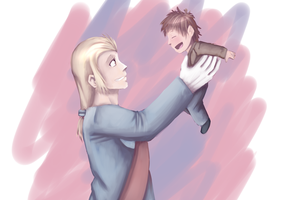 Father And Son by Barricade379