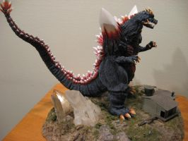 Space Godzilla Profile by Legrandzilla