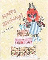 PKMC: Happy birthday to me? by sbslink