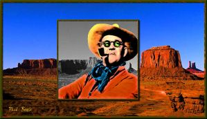 John Ford, Master of Monument Valley by PaulBaack