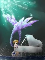 Piano by CheezeCak3