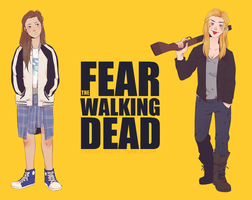 queer the walking dead by fatty-sloth