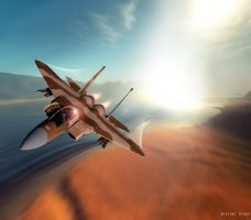 Sleek Aggressor by Distantstarr
