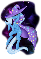 The Great And Powerful Trixie! by NekoMellow