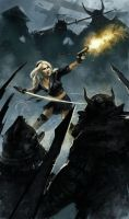 Army of me... by Trishkell