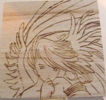 Holybell- Belldandy's Angel by akicafe