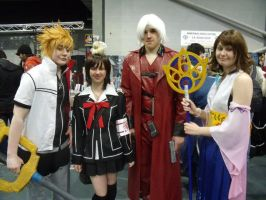 Our Group - Midlands MCM 2012 by Nomiiku