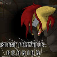 Silent Ponyville: Reunion Cover by jake-heritagu