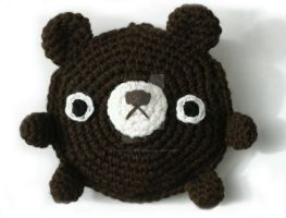 bear crochet bag by tinyowlknits