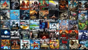 Game Aicon Pack 53 by HarryBana